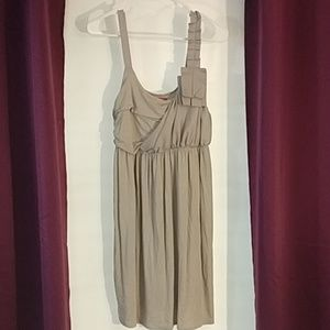 New York and Company Asymmetrical dress szM